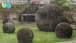 سنگهای فضایی کاستاریکا چیست ؟