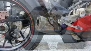 مسابقات هیجانی موتور سواری و حرکات نمایشی با موتور شماره 309