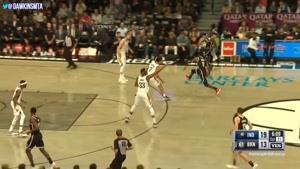 خلاصه بسکتبال NBA بروکلین نتس vs ایندیانا