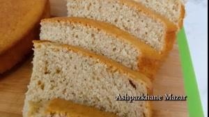 کیک اسفنجی رژیمی | فیلم آشپزی