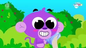 انیمیشن آموزش زبان انگلیسی Little Angel قسمت 102