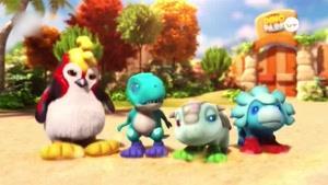 انیمیشن آموزش زبان انگلیسی Badanamu قسمت شصت و دو