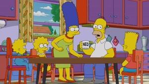 انیمیشن The Simpsons  فصل 30 قسمت بیست و دو