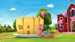 انیمیشن آموزش زبان انگلیسی Word World فصل 3 قسمت یک