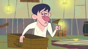 انیمیشن آقای پیبادی و شرمن فصل 1 قسمت هفت