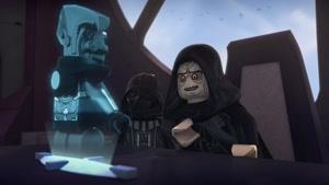 انیمیشن  LEGO Star Wars  فصل 2 قسمت پنج