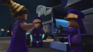 انیمیشن  LEGO Star Wars  فصل 2 قسمت چهار
