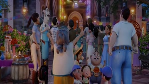 انیمیشن آرزوی بزرگ سالما