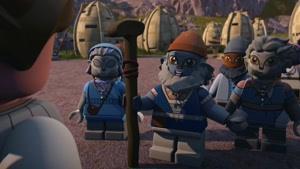 انیمیشن  LEGO Star Wars  فصل 2 قسمت هفت