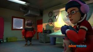 انیمیشن حمله خرگوشها زبان اصلی  فصل 3 قسمت هجده