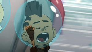 انیمیشن نیکو و شمشیر نور فصل 1 قسمت پنج