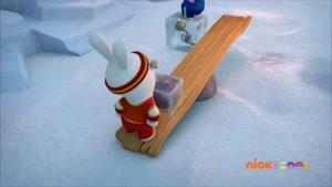 انیمیشن حمله خرگوشها زبان اصلی  فصل 3 قسمت بیست