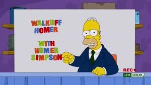 انیمیشن The Simpsons  فصل 31 قسمت یک