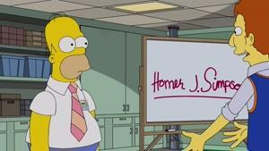 انیمیشن The Simpsons  فصل 31 قسمت دو
