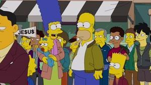 انیمیشن The Simpsons  فصل 31 قسمت سه