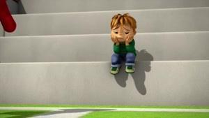 انیمیشن آلوین و سنجاب ها فصل 1 قسمت بیست و چهار