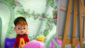 انیمیشن آلوین و سنجاب ها فصل 1 قسمت بیست و شش
