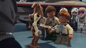 انیمیشن  LEGO Star Wars  فصل 2 قسمت ده