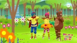 انیمیشن آموزش زبان انگلیسی Sing With Me قسمت شصت