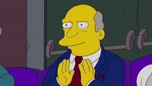 انیمیشن The Simpsons  فصل 30 قسمت نوزده