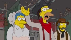 انیمیشن The Simpsons  فصل 30 قسمت بیست