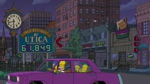 انیمیشن The Simpsons  فصل 30 قسمت بیست و یک