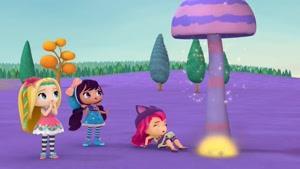 انیمیشن افسونگرهای کوچک فصل 1 قسمت ده