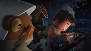 انیمیشن  LEGO Star Wars  فصل 2 قسمت دوازده