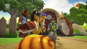 انیمیشن Franklin and Friends فصل 6 قسمت 1