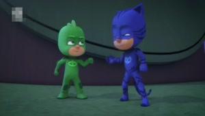 انیمیشن Pj Mask قسمت 45