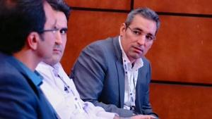 سخنرانی دکتر عنایت الهی در کنگره انجمن جراحان ارتوپدی ایران