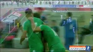 عراق 2 - ایران 1؛ دومین باخت ویلموتس !