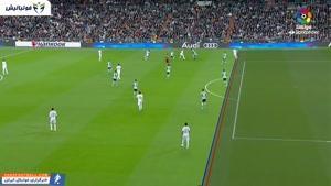 خلاصه بازی رئال مادرید 0-0 رئال  بتیس