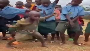 سایت دیدستان کلیپ خنده دار اینستاگرامی رقص بچه