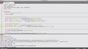 مسیر فایل ها در Python پایتون -72