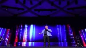 شوخی حسن ریوندی با ستایش در حضور نرگس محمدی!