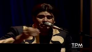 اجرای زنده آهنگ میخانه خاموش از سالار عقیلی