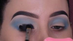 آموزش آرایش چشم قسمت 20