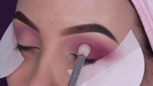 آموزش آرایش چشم قسمت 21