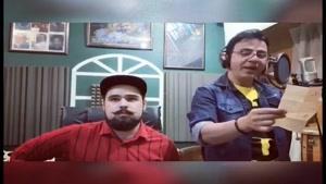 خوانندگی به زبان هندی با صدای عمو پورنگ