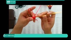آموزش بافت عروسک توت فرنگی