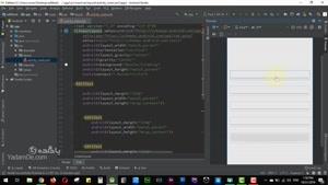 آموزش EditText در برنامه نویسی اندروید android studio