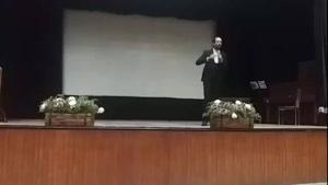 سخنرانی در مدرسه استادی 5