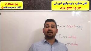 قویترین پکیج آموزش اسپیکینگ و رایتینگ آزمون آیلتس ـ استاد علی کیانپور