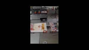 دستگاه بسته بندی نان لواش