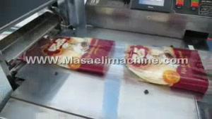 دستگاه بسته بندی نان سنتی