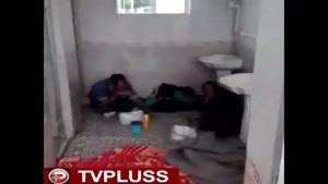 زندگی تلخ مادر و پسر در سرویس های بهداشتی