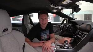 بررسی خودروی جدید BMW M8
