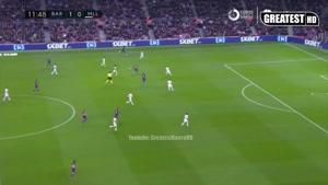 خلاصه بازی بارسلونا و مایورکا