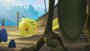 انیمیشن angry birds قسمت 17